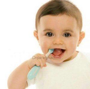 خمیر دندان در کودکان